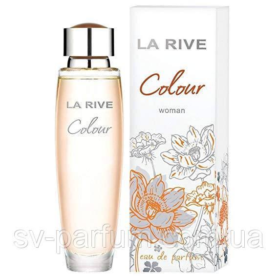 Парфюмированная вода женская La Rive  Colour 75ml