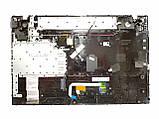 Оригинальная клавиатура для ноутбука Samsung NP300V5, NP305E5, NP305V5 series, uk, black, передняя панель, фото 2