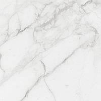 595х595 Керамогранит плитка пол Калаката Єкстра вайт глянец Calacatta Extra белый, фото 1