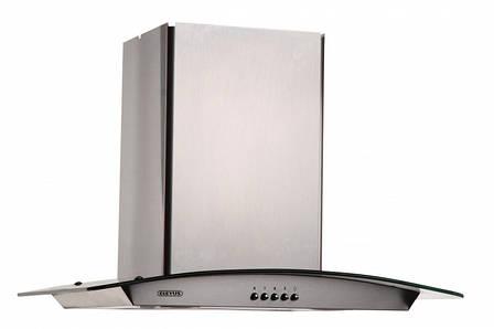 Кухонна витяжка Eleyus Оптима LED H 800 / 60 (нержавійка), фото 2