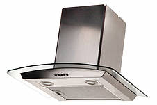 Кухонна витяжка Eleyus Оптима LED H 800 / 60 (нержавійка), фото 3