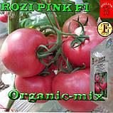 Семена, высокорослый, ранний, розовый томат РОЗИ ПИНК F1 / ROZI PINK F1, 250 семян, ТМ Erste Zaden, фото 2