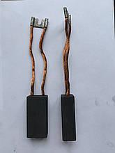 Щітки ЕГ14 20х32х64 к1-3 6Д 125мм электрографитовые