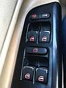 Блок кнопок стеклоподъемников Volkswagen VW, Skoda, Seat, Golf, Passat 3BD959857, 1J4959857, 7M4959857 хром, фото 8