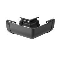Угол внутренний W90° PROFiL 130 черный