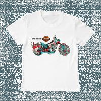"""Детская футболка """"Harley-Davidson"""", фото 1"""
