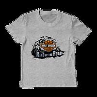 """Детская футболка для мальчика """"Harley-Davidson"""""""