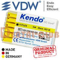 K-file KENDO VDW (К-файли кендо ВДВ) оригінал, розмір 25мм ISO 20