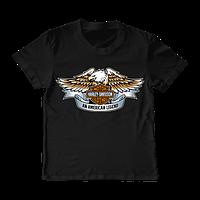 "Футболка с логотипом ""Harley-Davidson"", фото 1"