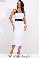 Элегантное платье-футляр Разные цвета