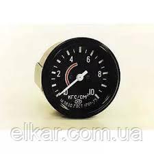 """Манометр (0-10 кгс/см.кв.)   1401.3830010 (вир-во """"Автоприбор"""")"""
