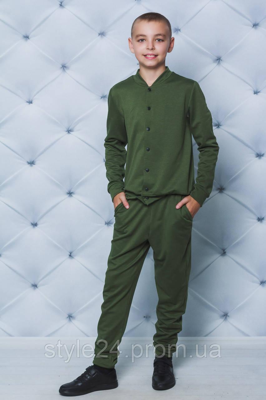 Спортивний костюм на хлопчика ростом 122-152 ,3 кольори