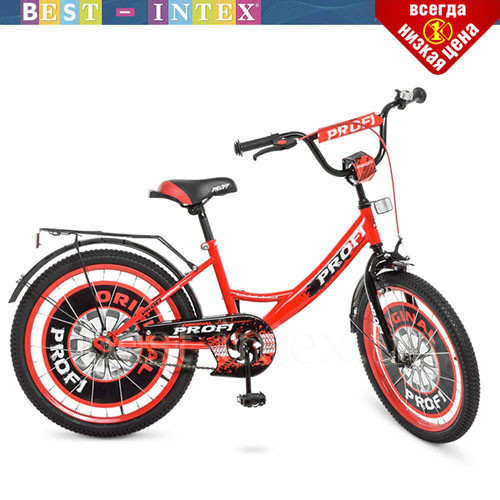 Велосипед для детей 20 дюймов Prof1 Y2046 Original boy