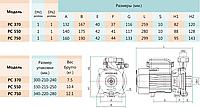 Відцентровий насос SHIMGE PC370, фото 2