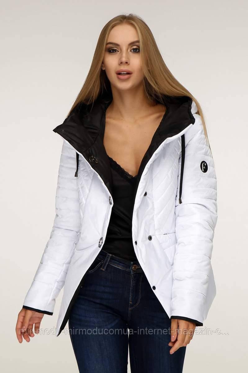 Куртка женская осенняя В-1196 Лаке Тон 10 с 44 по 54  размер  (фт)