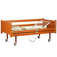 Кровать медицинская с электромотором, дерево OSD-91E