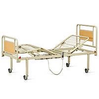 Кровать медицинская 4-х секционная на колесах с электроприводом OSD-91V+OSD-90V