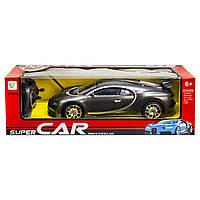 Машинка на радиоуправлении Bugatti Veyron (серая)