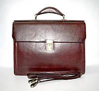 32030.006 Портфель деловой натуральная кожа