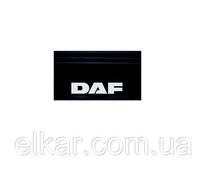 Бризковик гумовий DAF задн. 520х330
