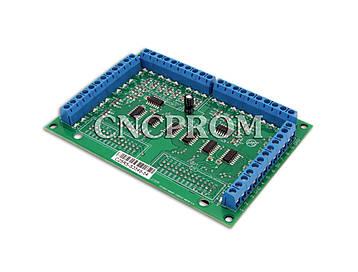 Плата сопряжения входов и выходов C25-Smooth Stepper LPT Board Rev. 5, фото 2