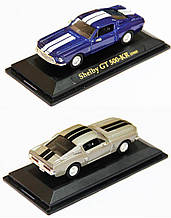 Модель легкова 4 94214 метал. 1 43 SHELBY GT 500KR 1968