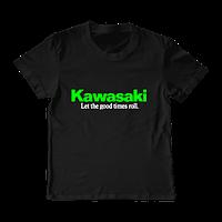 """Футболка для мальчика """"Kawasaki"""", фото 1"""