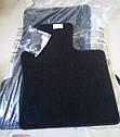Комплект черных велюровых ковриков салона для BMW X5 (F15) (51477439856), фото 3