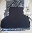 Комплект черных велюровых ковриков салона для BMW X5 (F15) (51477439856), фото 4