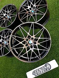 Оригинальные кованые 20- дюймовые диски BMW M3  F80 / M4 F82 F83 666M style