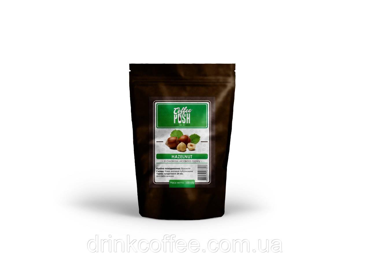 Кофе растворимый Орех, Бразилия, 50г