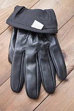 Мужские сенсорные кожаные перчатки 938s2, фото 3