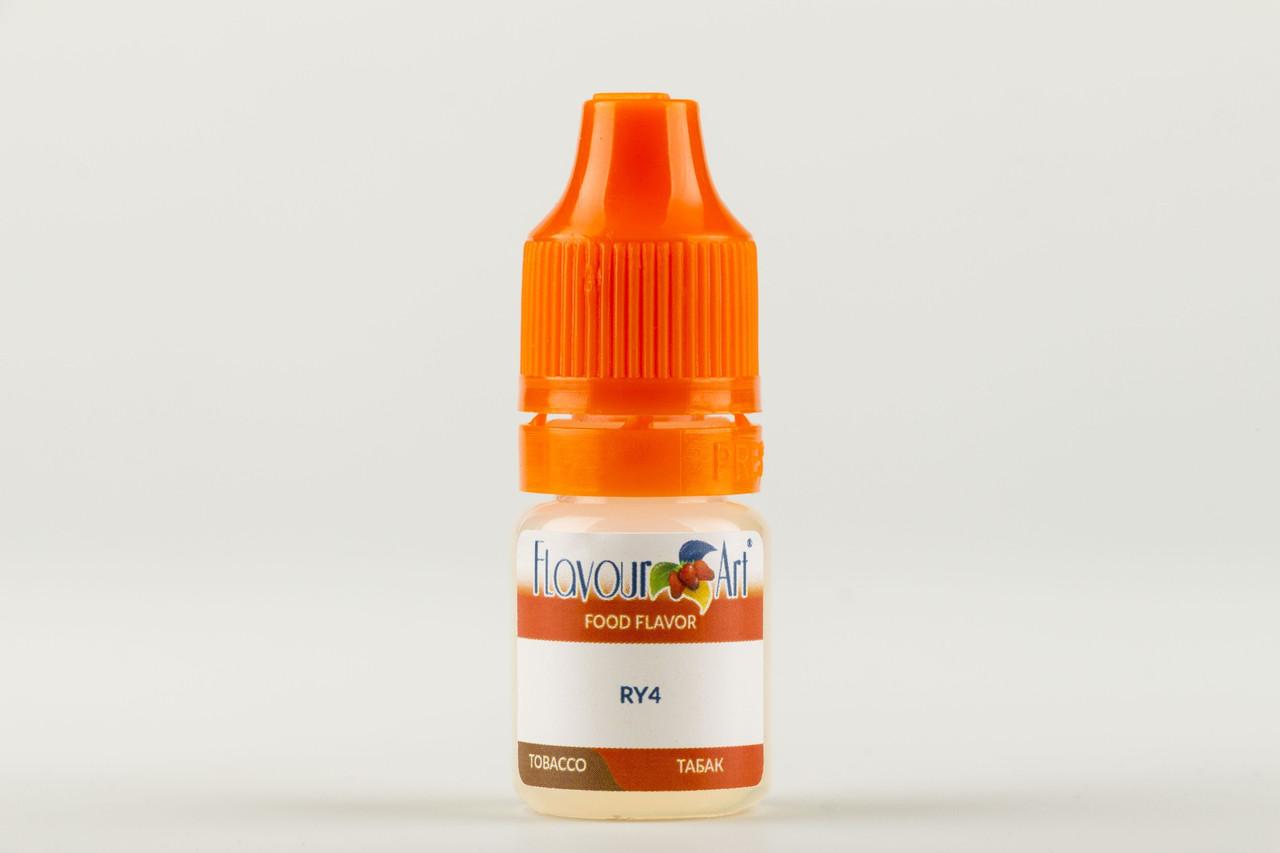 Ароматизатор FlavourArt RY4 (Табачный)