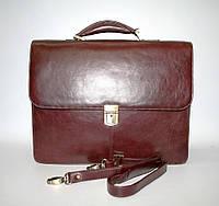 32032.006 Портфель деловой натуральная кожа