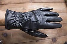 Мужские сенсорные кожаные перчатки 938s3, фото 2