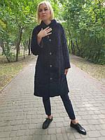 Кардиган  пальто из натурального меха двухсторонний, фото 1