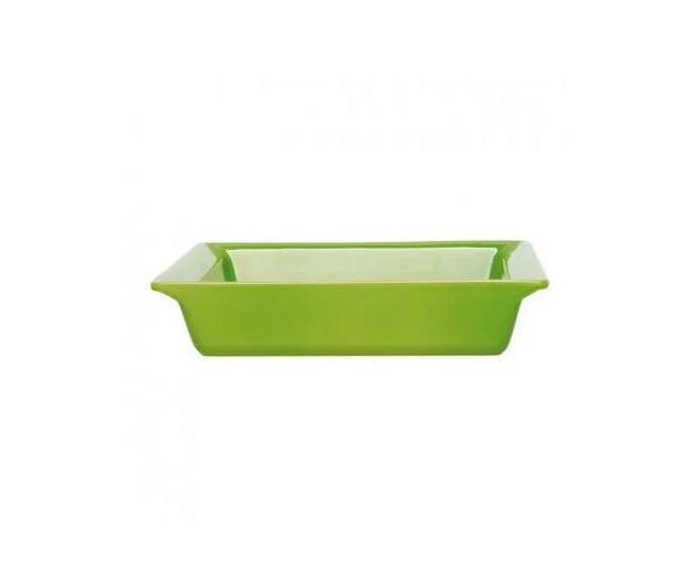 Форма прямоугольная Emile Henry 29,5*26 см зеленая 752004