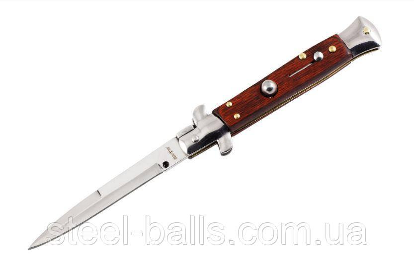 Нож выкидной стилет