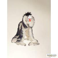 Собака Марионетка Разные цвета