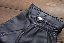 Мужские кожаные перчатки 936s1, фото 3
