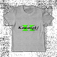 "Футболка ""Kawasaki"", фото 1"