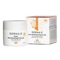 Увлажняющий крем с противовоспалительным комплексом, Derma E, 56 грамм
