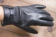 Мужские кожаные перчатки 1-936s2, фото 2