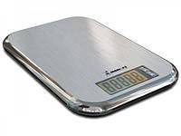 Весы электронные кухонные из нержавеющей стали (ультратонкие) Momert  Модель 6844