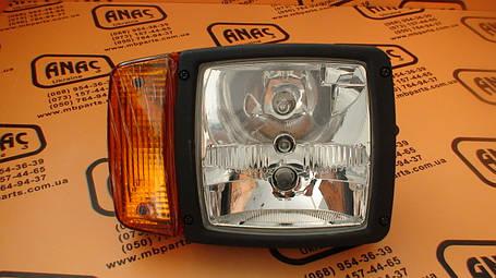 700/50055, 700/50121 Фара передняя правая на JCB 3CX, 4CX, фото 2