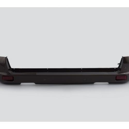 Бампер задній коричневий металік УАЗ Патріот з 2014 р. в. 316380280401210KAM
