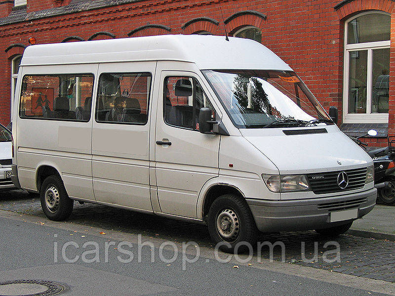 Стекло M. Sprinter I / VW. LT 35 95-06 L1/L2/L3 Переднее салона Правое DG