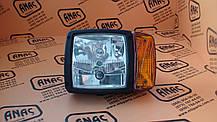 700/50054, 700/50119 Фара передня ліва на JCB 3CX, 4CX, фото 2
