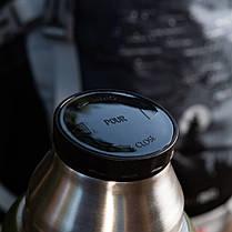 M-Tac термос 1000 мл олива/нерж., фото 3