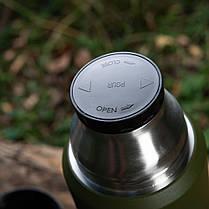 M-Tac термос 750 мл олива/нерж., фото 3